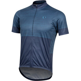 PEARL iZUMi Select LTD Maillot Hombre, navy/teal stripe